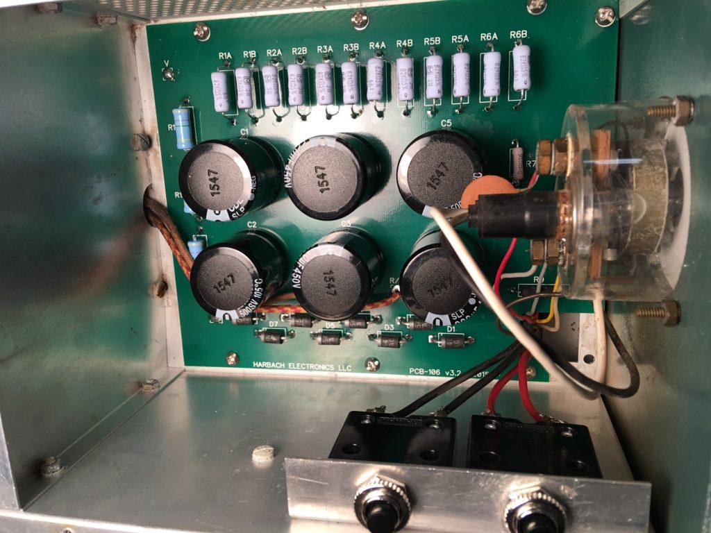 SB-200 HV board