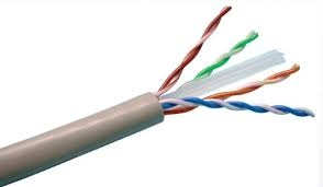 image of twisted pair cable