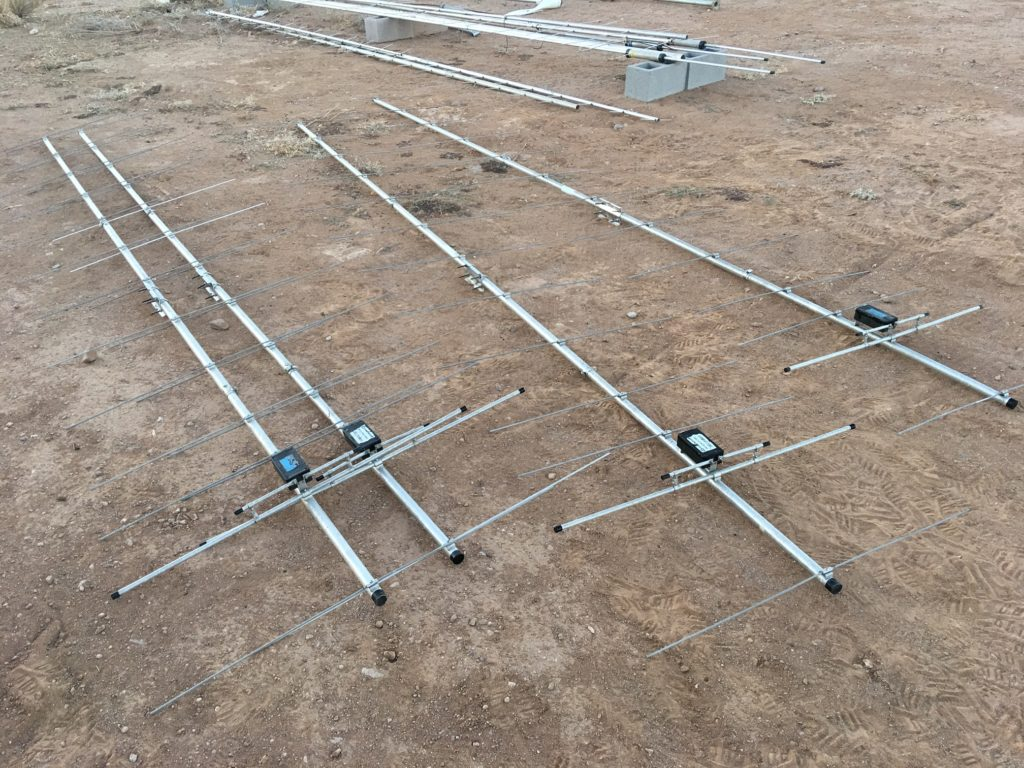image of 13B2 antennas