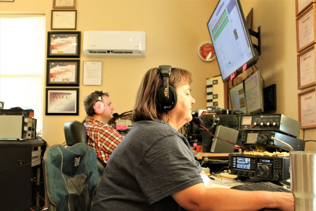 Christi and Jay's operating position